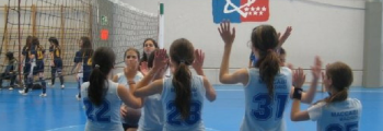 Comienzos en el voleibol