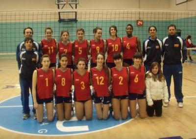 selección 2009-2010 españa